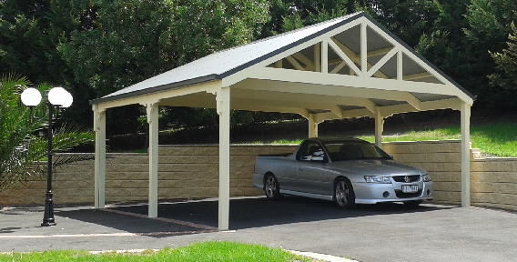 Truss Carport Kits Adding Style And Class To Your Home